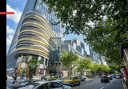 纯干货:对上海9个主要商业区的消费者大数据的全面解释