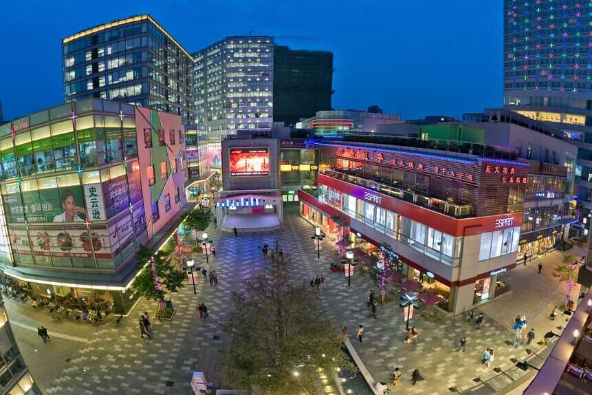 上海商业调查-多维上海|上海主要商业区分析!